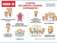 Как говорить с детьми о коронавирусе?