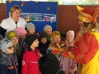 Заглянул осенний праздник в детский сад, чтоб порадовать и взрослых и ребят!
