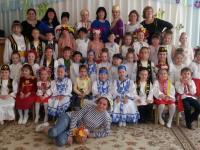 Национальные картинки у Крымуши в корзинке!