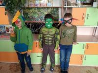 День супергероев