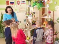 """""""Весенние фантазии"""" выставка детского творчества"""