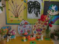 """""""Пасхальный перезвон"""" выставка декоративно - прикладного творчества и изобразительного искусства"""