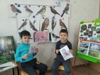 1 апреля - День птиц!